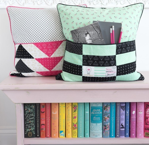 12-14 pocket pillow