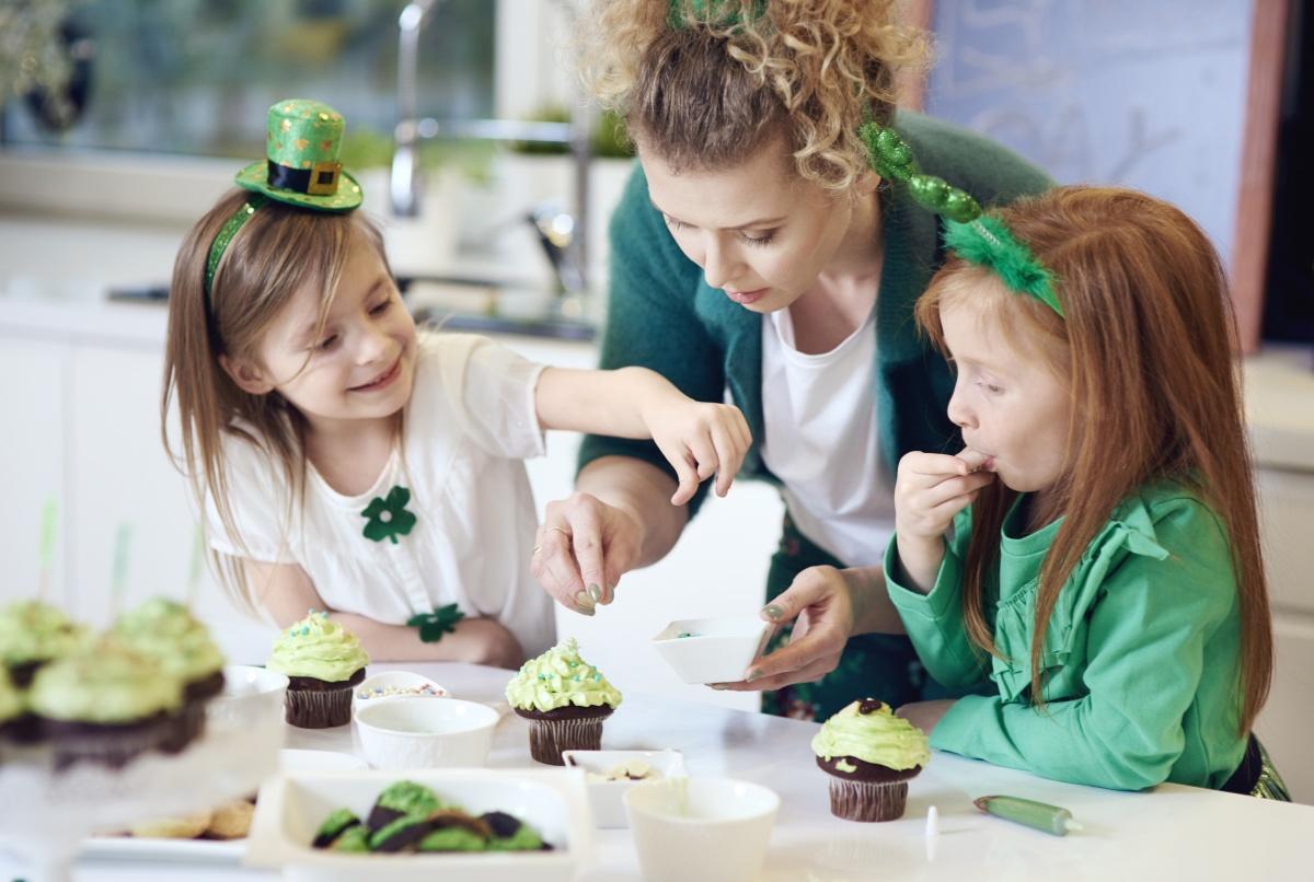 Saint Patrick's Day Tips andTreats
